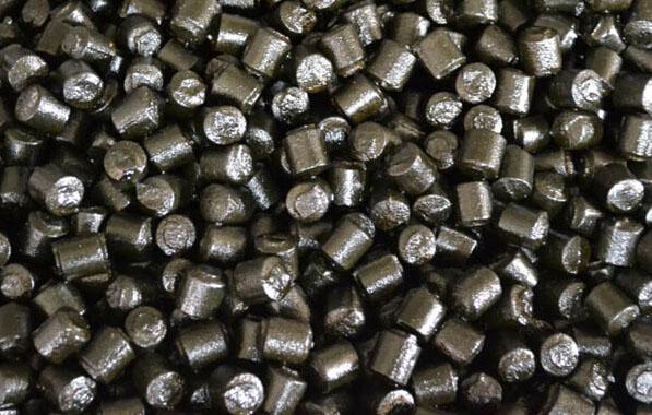 Wear resistant steel forging